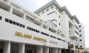マレーシア ペナン島 日本語 人工透析 海外